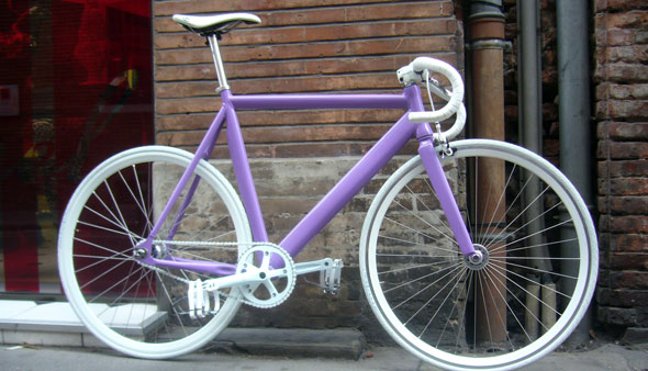 Fixie Toulouse Olivier