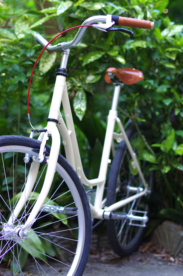 Single Speed Toulouse Emilie