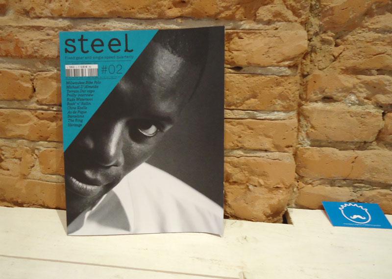 Steel Magasine 2