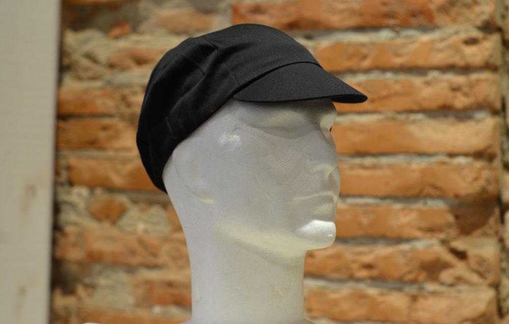 Casquette Velo Noir