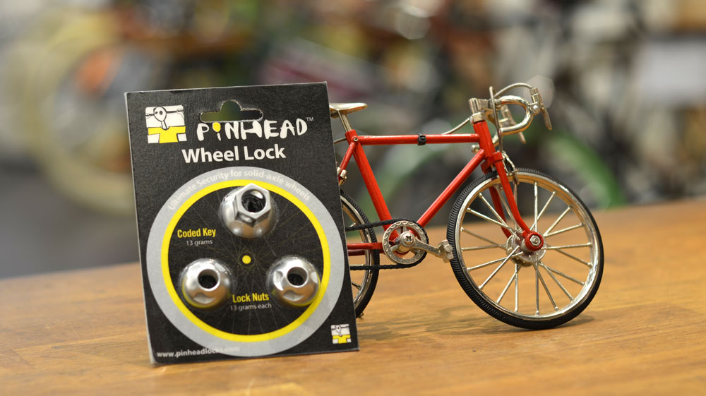 Ecrou de roue Antivol Pinhead