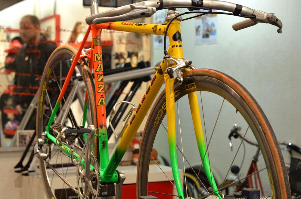 Mazza Bike Porn