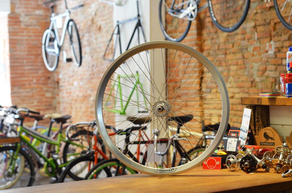 Roue Vélocity Chukker Bike polo