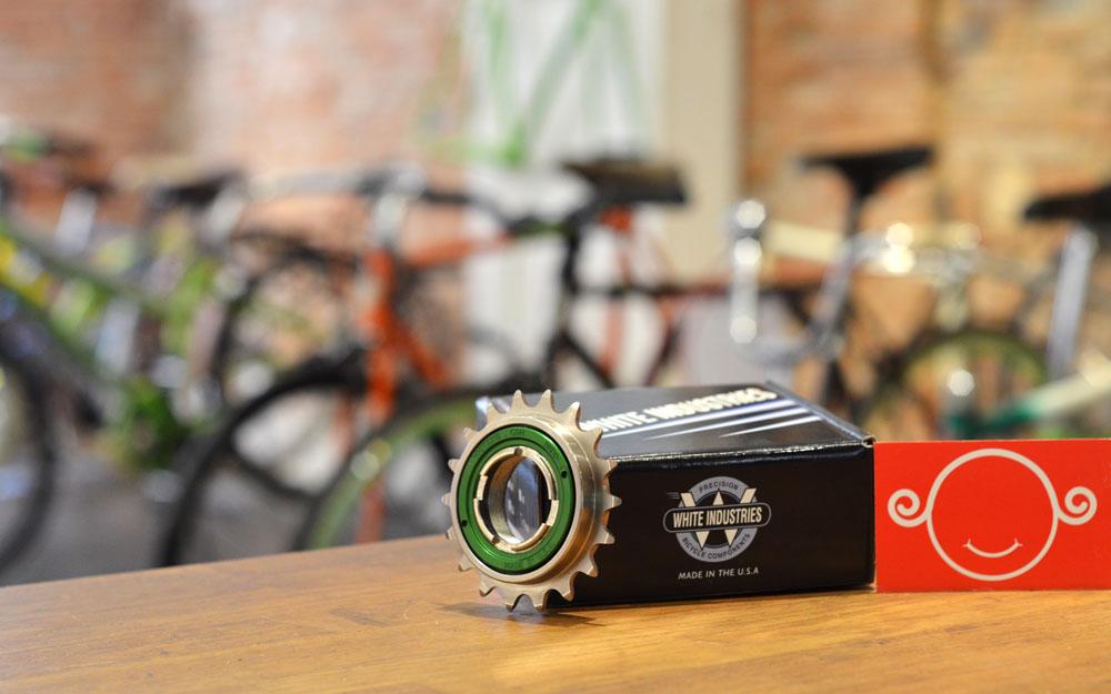 Roue Libre Trial White Industries Bike Polo