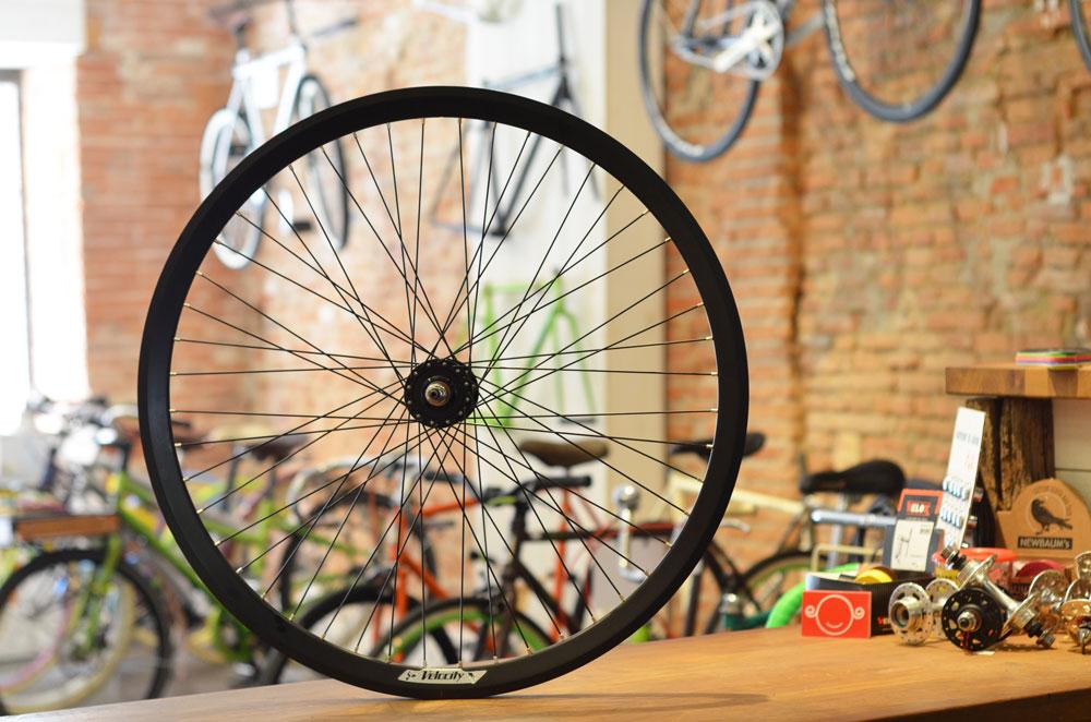 Velocity Chukker Bike Polo