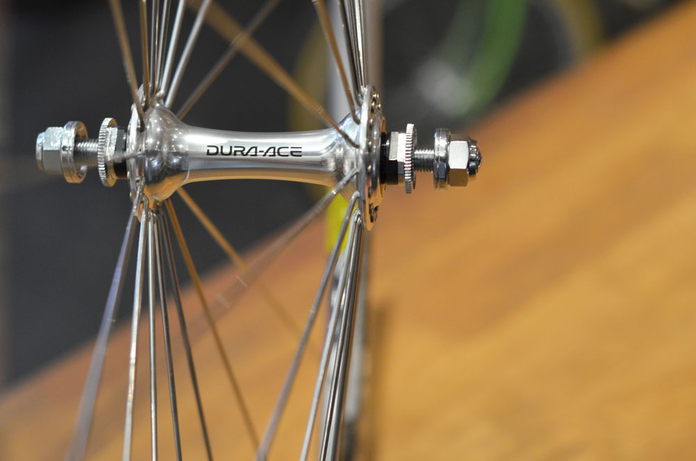 Dura-ace X Mavic