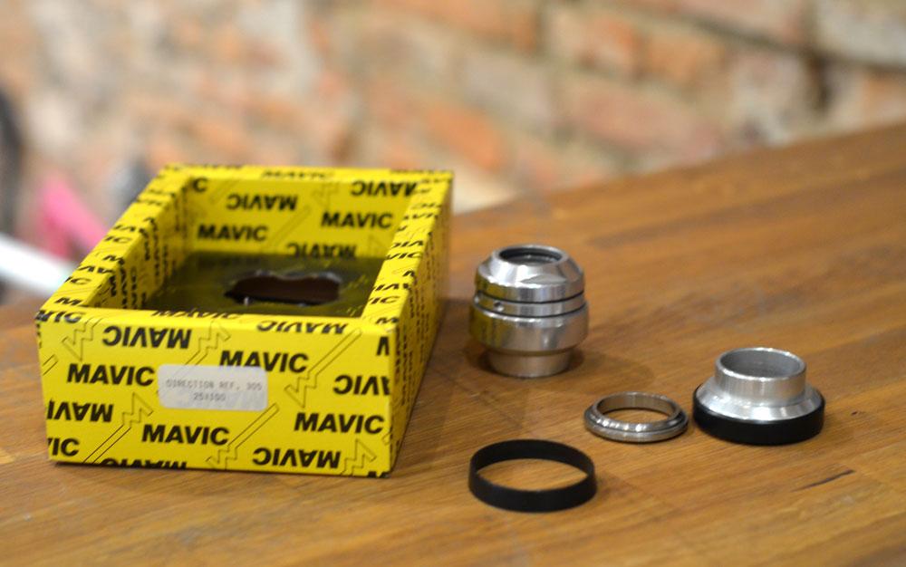 Headset Mavic 305