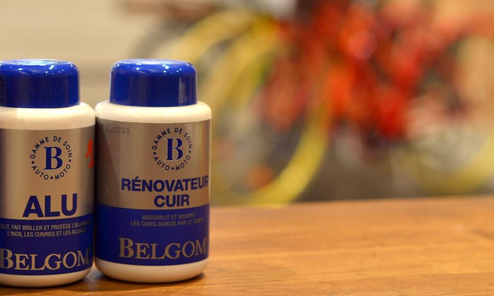 Belgom Alu Cuir Polish