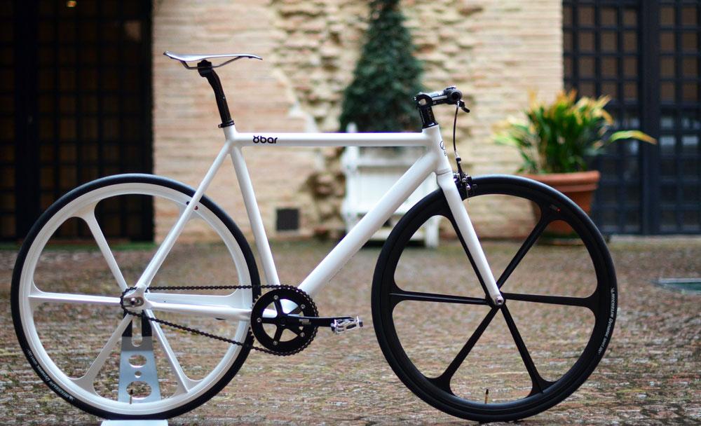 8 Bar Bike Fixed Gear