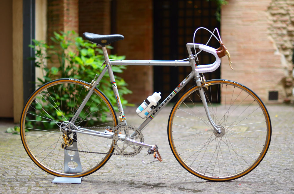 vintage peugeot bicycle