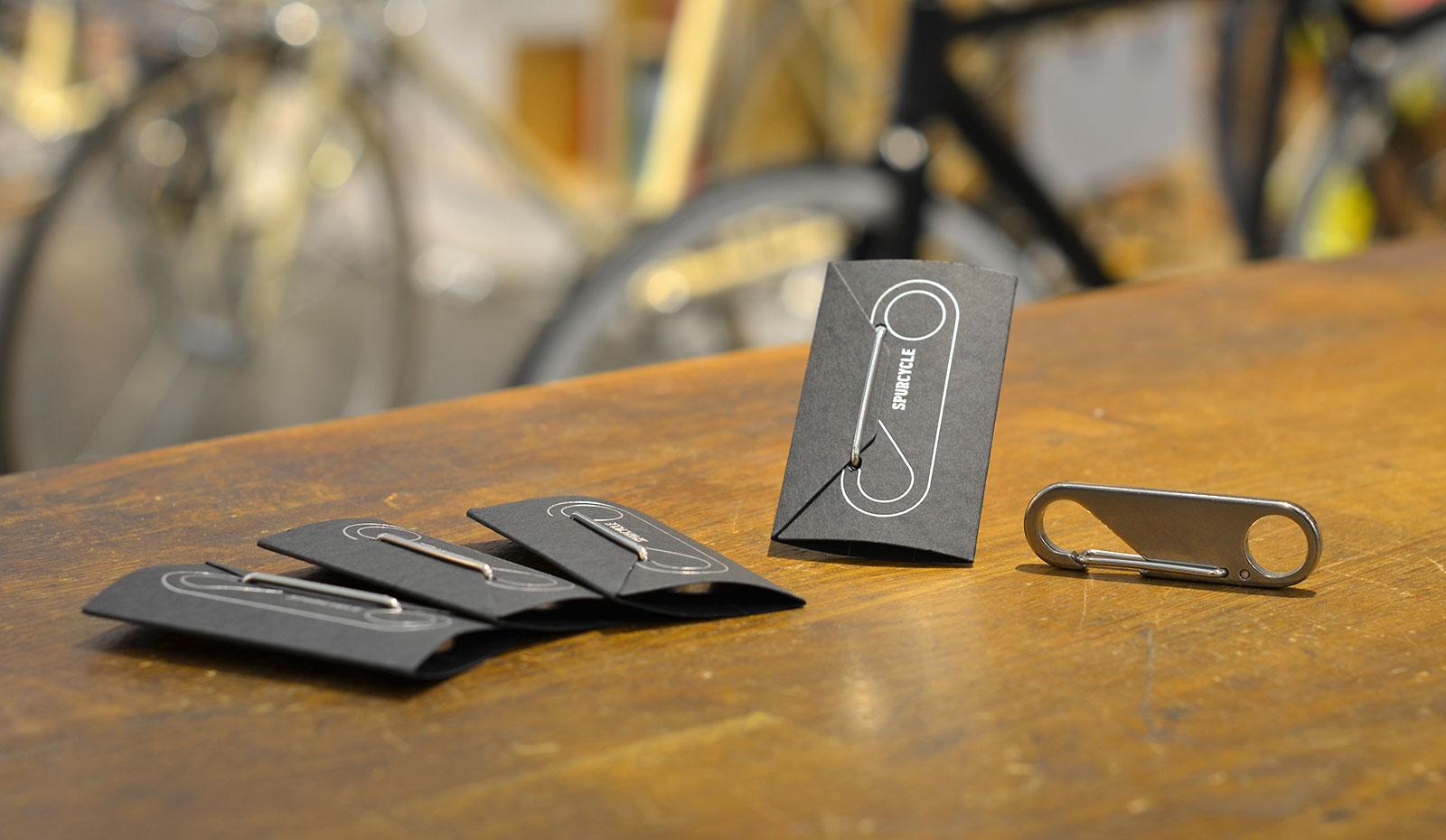 Spurcycle Key Clip