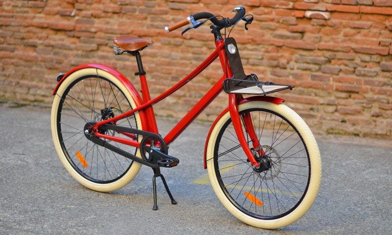 Vélo Thirtyone Début Automatix