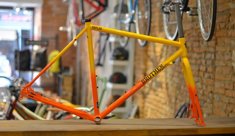 Kit cadre Brother Cycles Kepler Disc