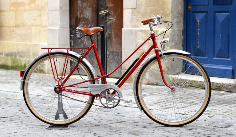 Restauration vélo ville