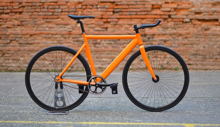 Bradley Orange
