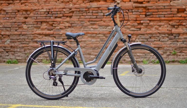Vélo électrique Granville E-Smooth