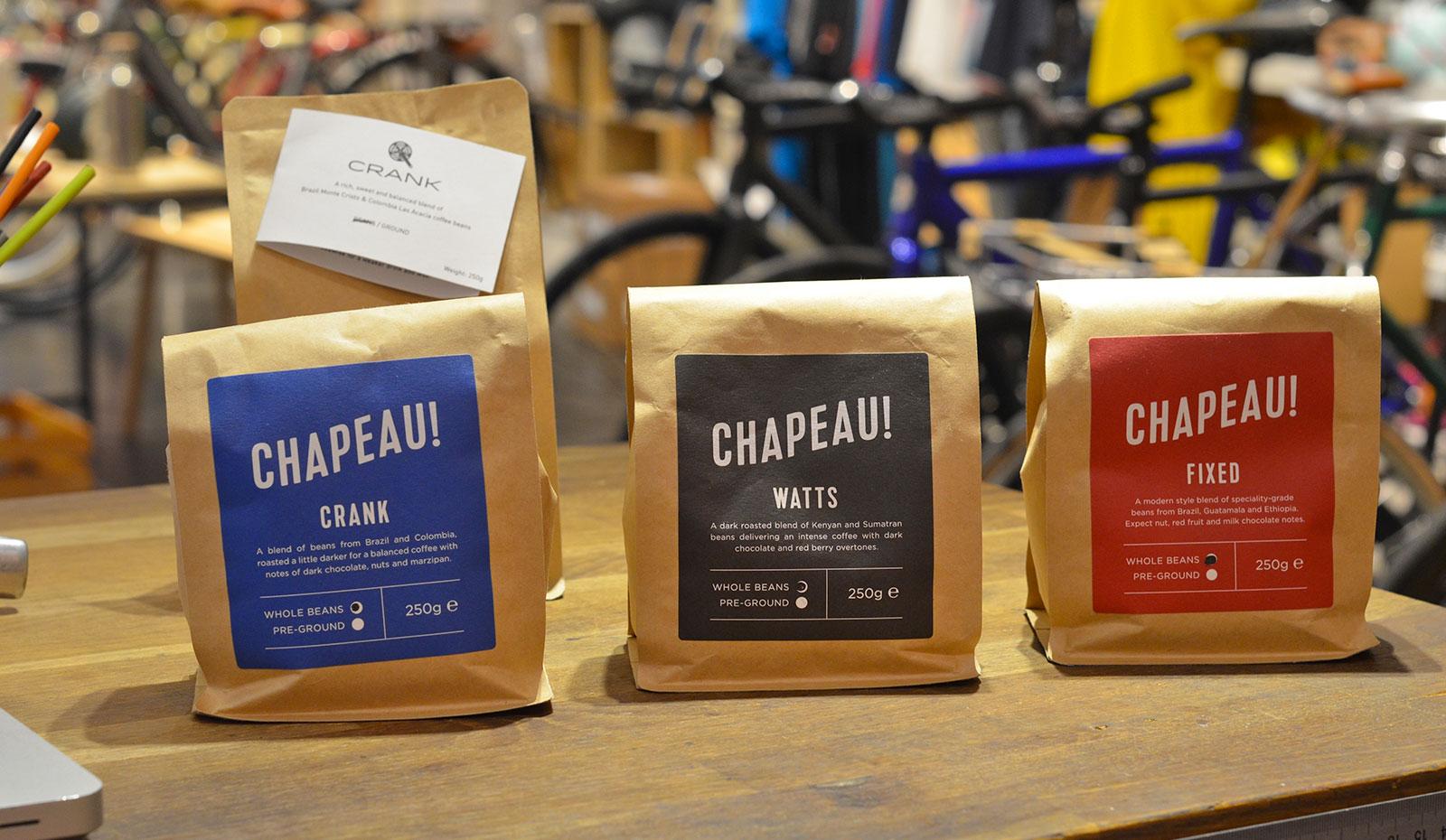 Cafe Velo Chapeau
