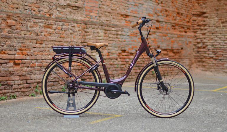 Vélo électrique Granville E-Premium