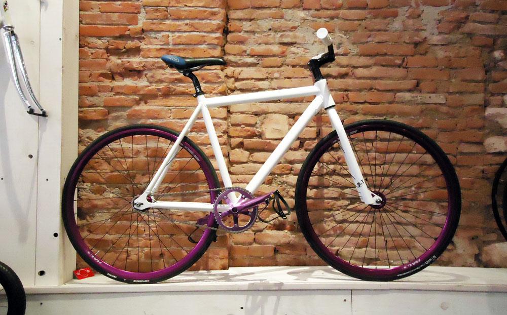 Exs Street Fixie Toulouse