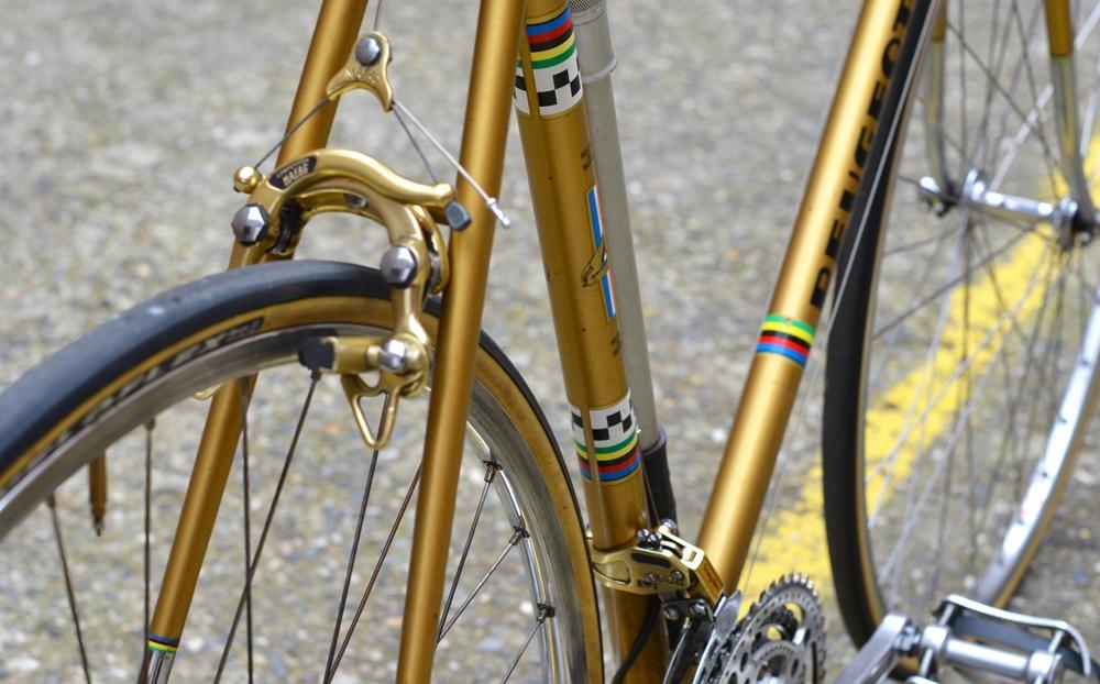 Peugeot Mafac Gold