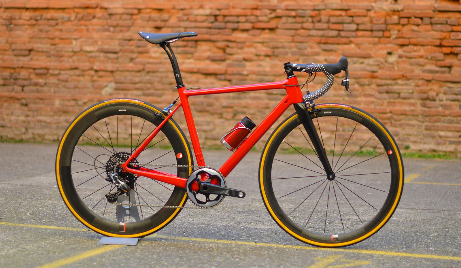 Velo Route Exs Carbone