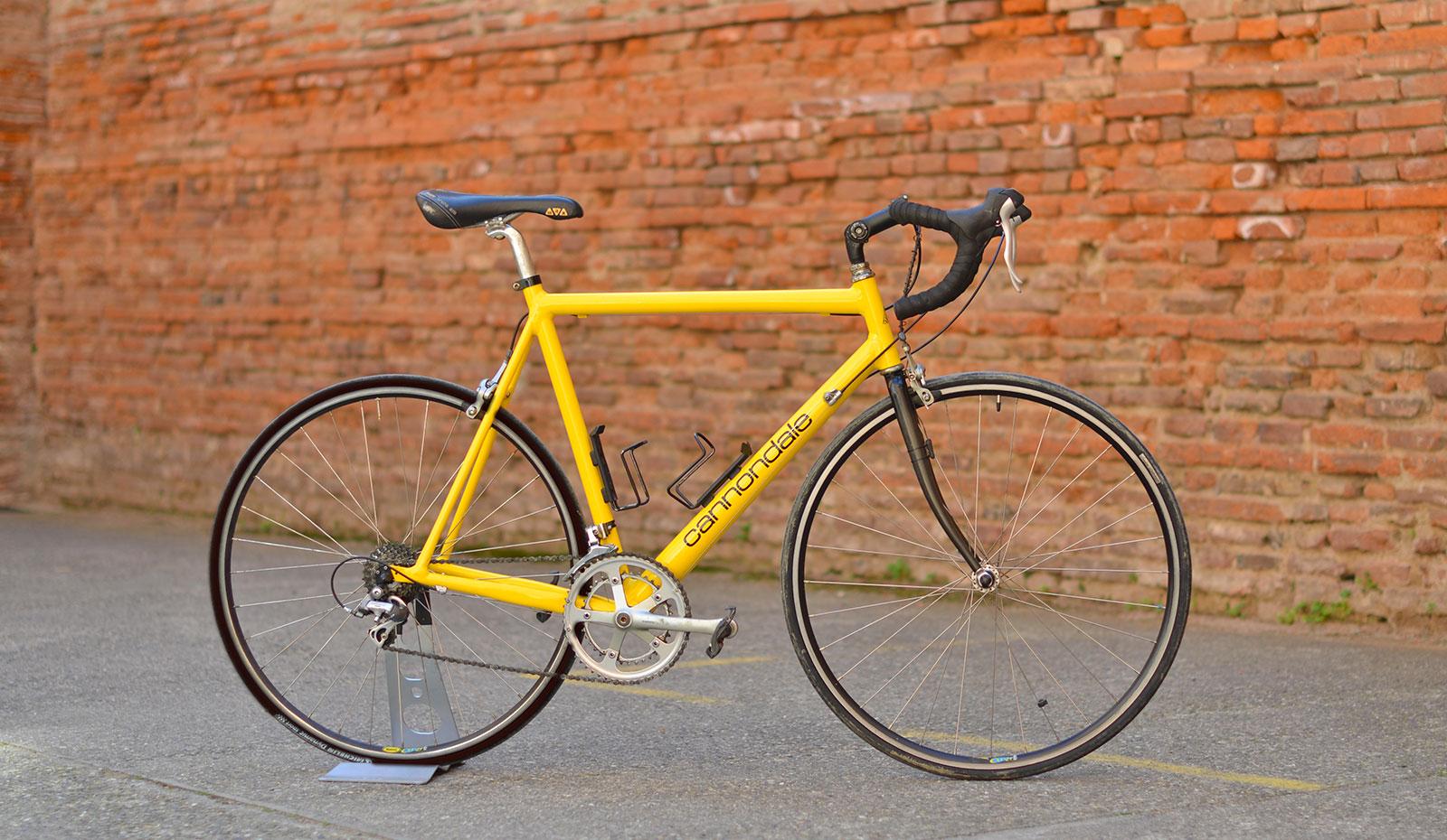 Cannondale R600