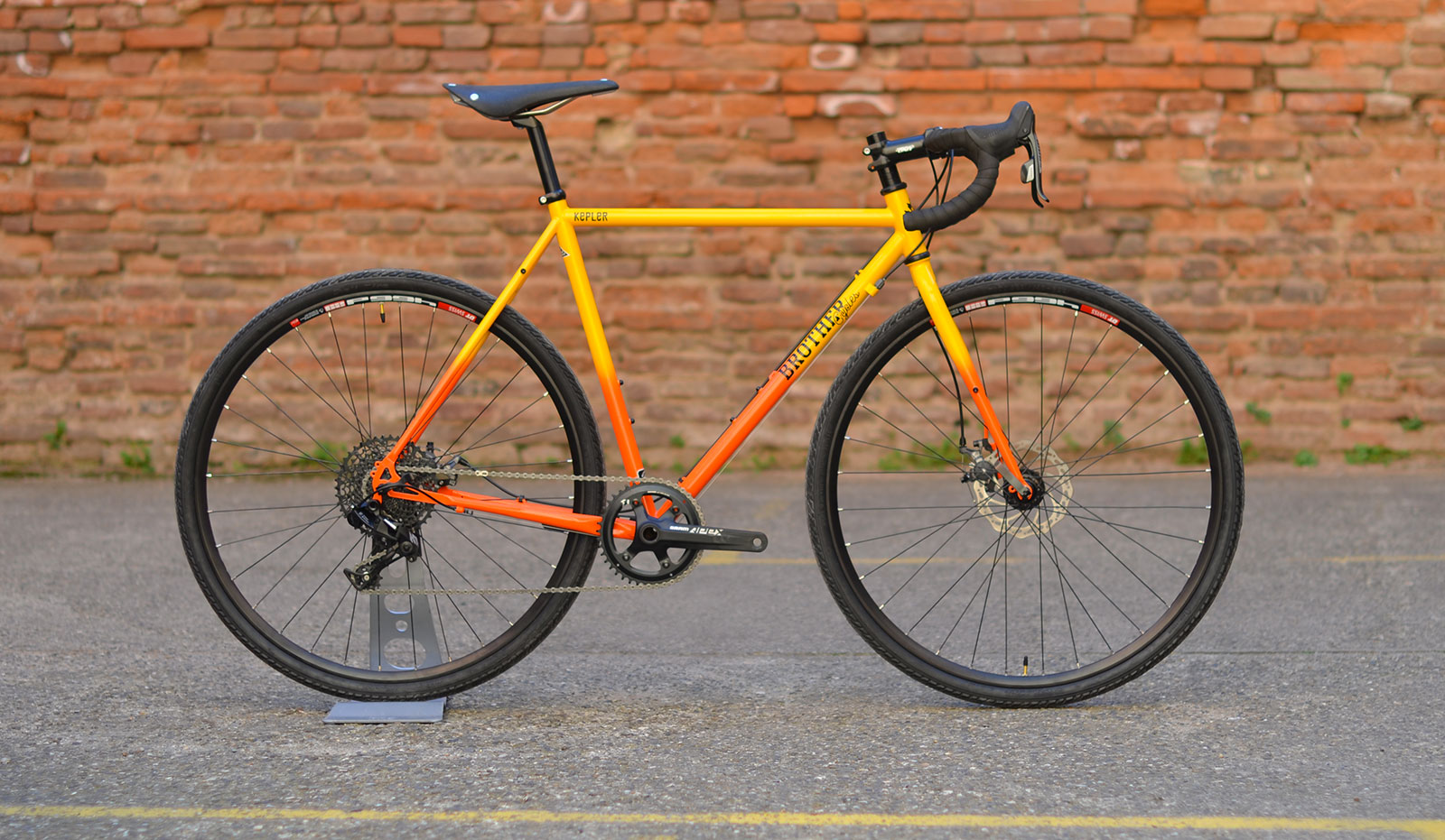 Velo Gravel Brother Cycles Robinson