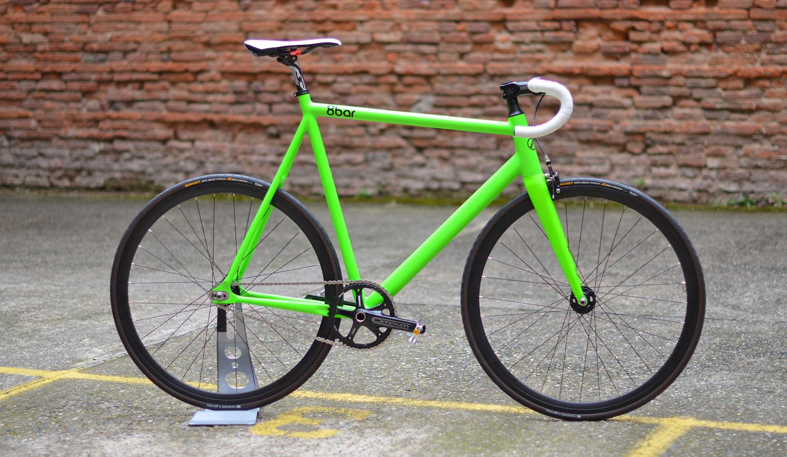 8bar Bike Fixie