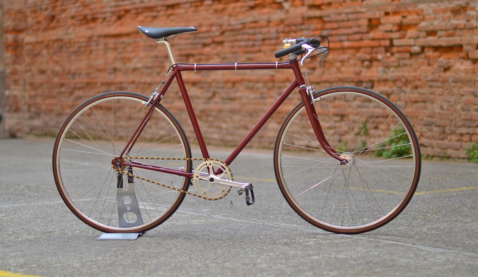 Velo Vintage Cafe Racer
