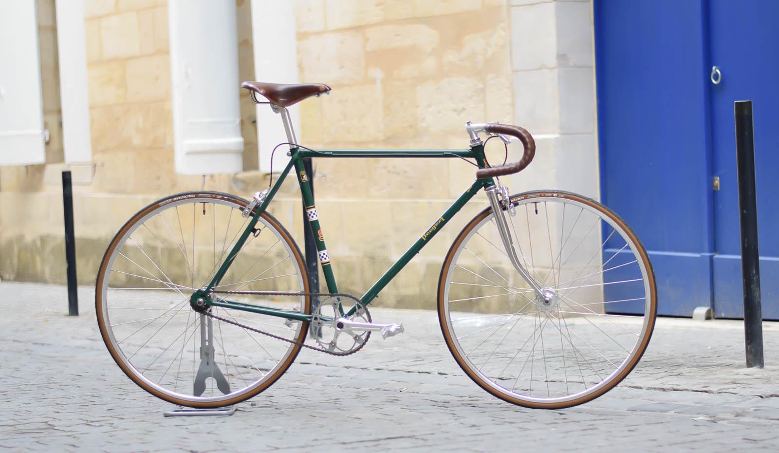 Peugeot Aquitaine Brooks