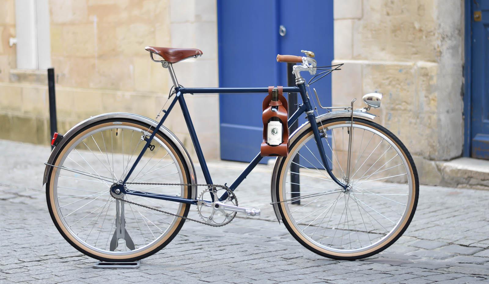 Vieux Peugeot Ancien Velo