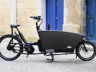 Vélo cargo / Rallongé